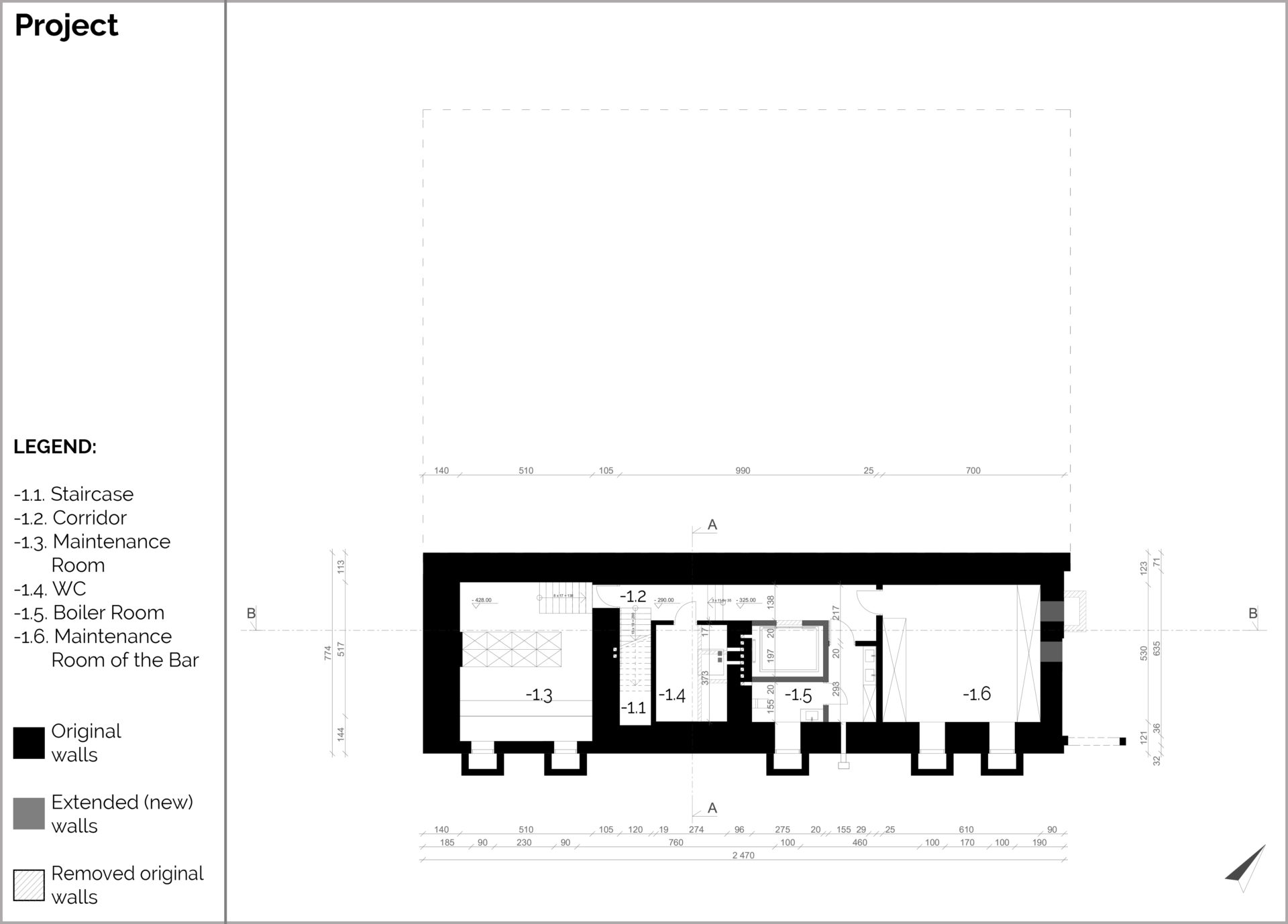 Revalorisation of the Great Synagogue - Design Thinking in Architecture